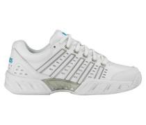 Damen Tennisschuhe Outdoor Bigshot Light, Weiß