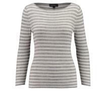 Damen Pullover, Silber