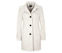 Damen Mantel, offwhite