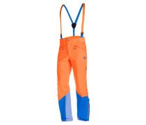 "Herren Bergsporthose / Trekkinghose ""Nordwand Pro HS Pants Men"", orange"