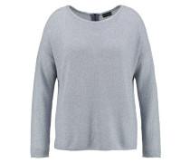 Damen Pullover - Plus Size, bleu