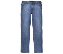 """Herren Jeans """"Clark"""" Comfort Fit, stoned blue"""