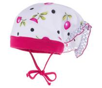 Mädchen Baby Kopftuchmütze Gr. 434547