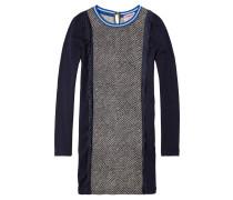 Mädchen Jerseykleid Gr. 164