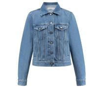 Damen Jeansjacke, Blau