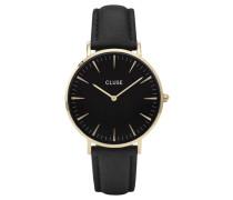 Damen Armbanduhr La Bohème, Gold
