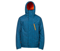 Herren Snowboardjacke / Skijacke Shade, Blau