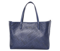Damen Shopper, Blau