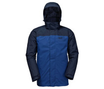 "3-in-1-Funktionsjacke ""Echo Bay Men"", blau"