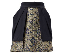 "Damen Rock ""Surreal Affair Cargo Skirt"", marine"