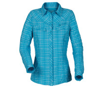 Damen Wanderbluse / Outdoor-Bluse Women's Sarentino LS Shirt Gr. 34