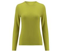 Damen Kaschmir-Pullover, gold