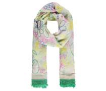 Damen Schal, grün