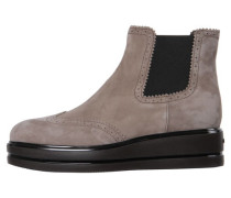 Damen Boots, taupe