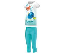 Girls Kleinkind Spielanzug / Trainingsanzug Nemo & Dory Summer Set