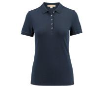 Damen Poloshirt, Blau