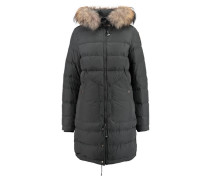 Damen Daunenjacke Light Long Bear, Grün