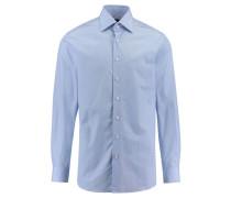 Herren Hemd Geneva Langarm, Blau
