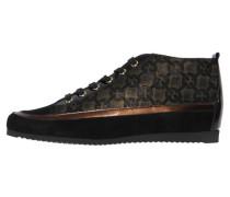Damen Sneakers, schwarz