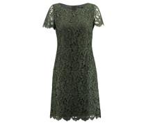 Damen Spitzenkleid, Grün