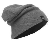 """Mütze / Strickmütze """"Knitted Hat Colt"""", grau"""