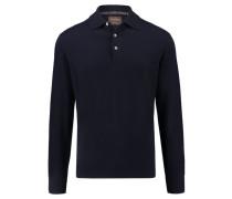 Herren Kaschmir-Pullover, Blau