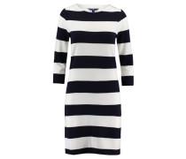 Damen Jerseykleid Sailor Dress, Blau