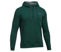Herren Kapuzensweatshirt, Grün