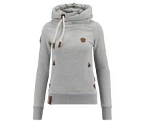 Damen Sweatshirt Darth IX, Silber