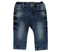 Jungen Baby Jeans Regular Fit, Blau