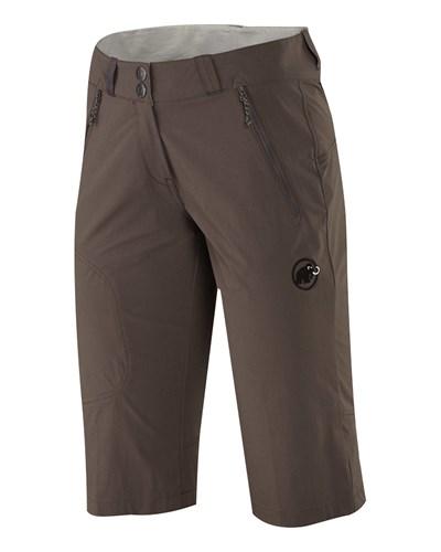 mammut damen mammut damen wandershorts trekking shorts runje bermuda women braun reduziert. Black Bedroom Furniture Sets. Home Design Ideas