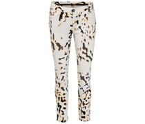 Marc Cain: Damen Jeans Skinny, Mid Rise, multicolor