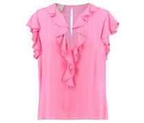 "Damen Rüschenbluse ""Uguagliare"", pink"