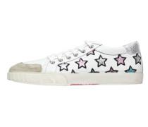 Damen Sneakers Majestic, Weiß