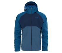 Herren Wanderjacke / Outdoor-Jacke Stratos Jacket Men, blau
