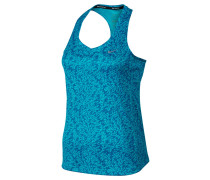 Damen Tank Top Pronto Miler Tank Printed