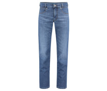 Herren Jeans Freddy, Blau
