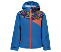 Girls Skijacke, Blau