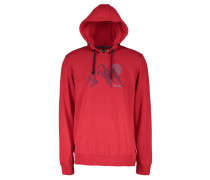 Herren Sweatshirt GraysM., Rot