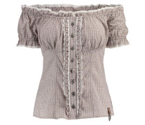 Damen Dirndl-Bluse, sand