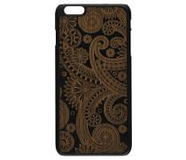 Wood'd: iPhone Hülle Damasked Black