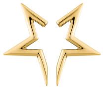 """Damen Ohrstecker """"Star"""", gold"""