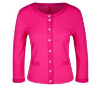 Damen Strickjacke, pink