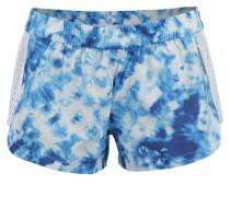 Damen Shorts Carribean Ink, Blau