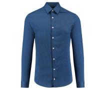 Herren Hemd Brodie Extra Slim Fit Langarm, Blau