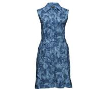Damen Kleid Sonora Jungle Dress, Blau