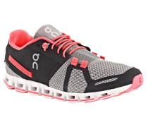 Damen Laufschuhe On The Cloud grey/neon-pink, grau
