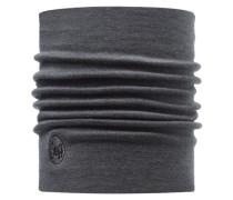 Schlauchtuch / Schlauchschal Grey Thermal Merino Wool, Grau