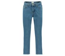 """Damen Jeans """"Rock Ripped Jean"""", stoned blue"""
