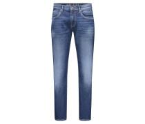 "Herren Jeans ""Arne Pipe"", darkblue"